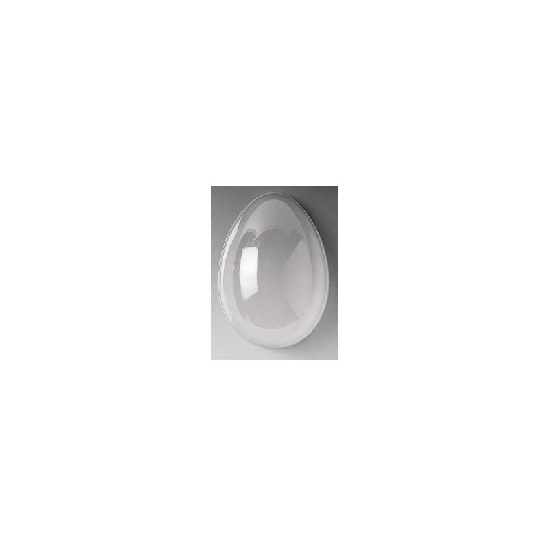 Stampo mezzo guscio per uova di cioccolato 28 x 18,5 cm