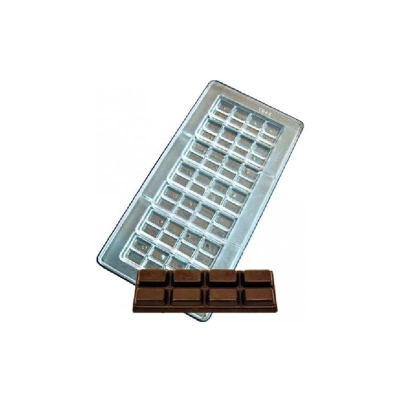Stampo 7 tavolette di cioccolato