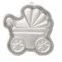 Teglia per torte a forma di carrozzina