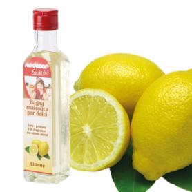 Bagna analcolica al limone