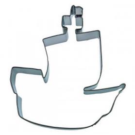 Tagliapasta a forma di nave dei pirati