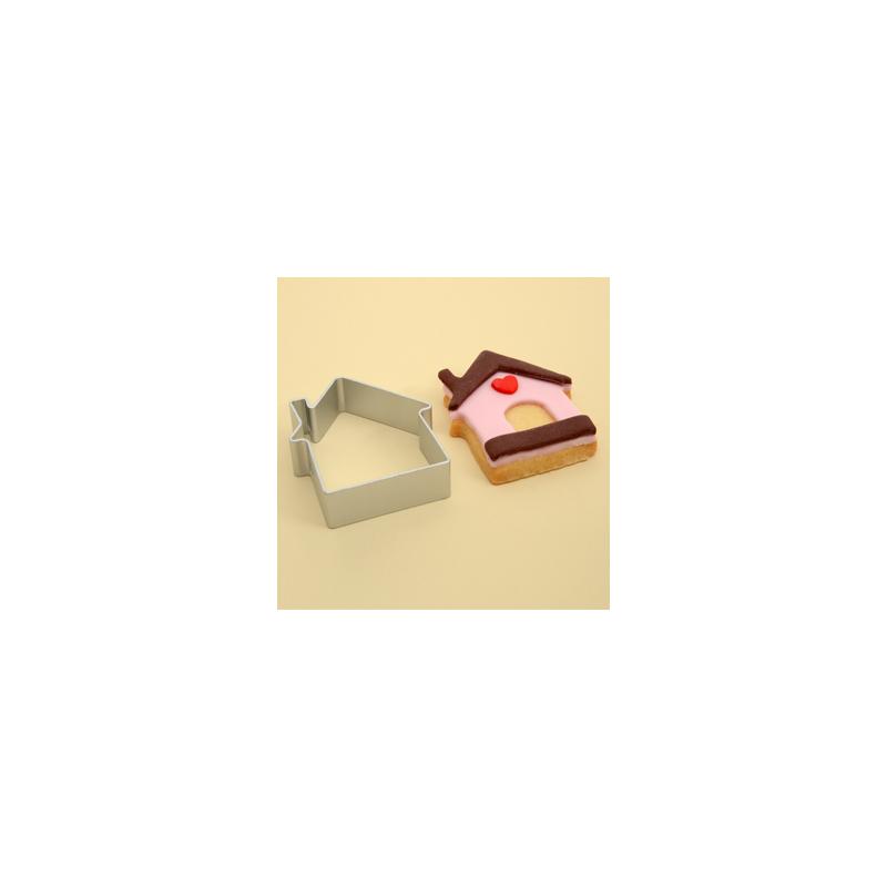 Tagliapasta a forma di casetta modecor in acciaio inox for Progetta il tuo layout di casa