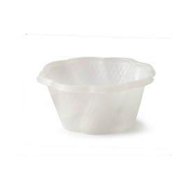 50 Coppette gelato 170 cc in bioplastica di mais ALCAS