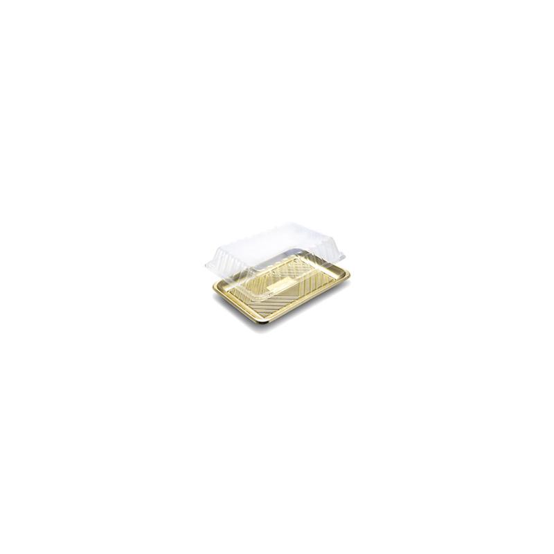 50 Vassoi Kadò dorati con coperchio ALCAS
