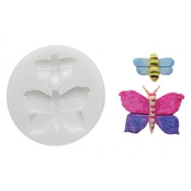 Stampo in silicone Sugarflex Farfalle SILIKOMART