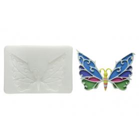 Stampo in silicone Sugarflex Farfalla SILIKOMART