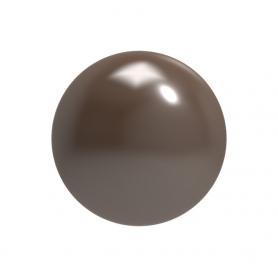 Stampo per 40  cioccolatini a forma di sfere ø 25 mm POP CHOCOLAT