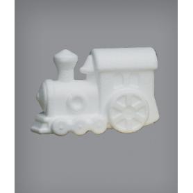 Treno in polistirolo