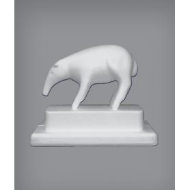 Tapiro in polistirolo