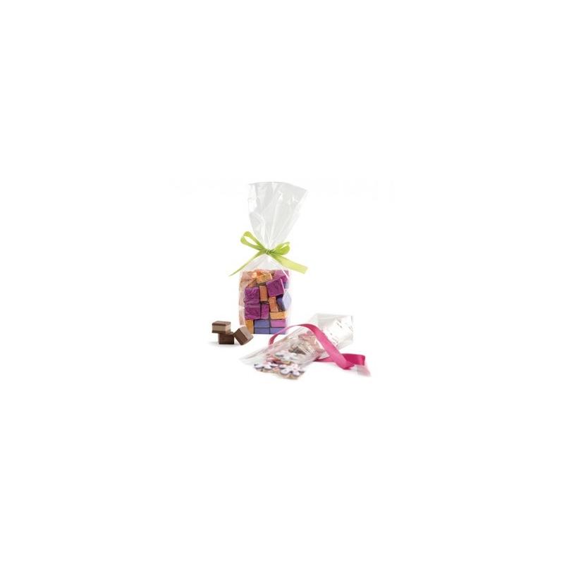 Sacchetti trasparenti in plastica lollipop cioccolatini - Accessori per cake design ...