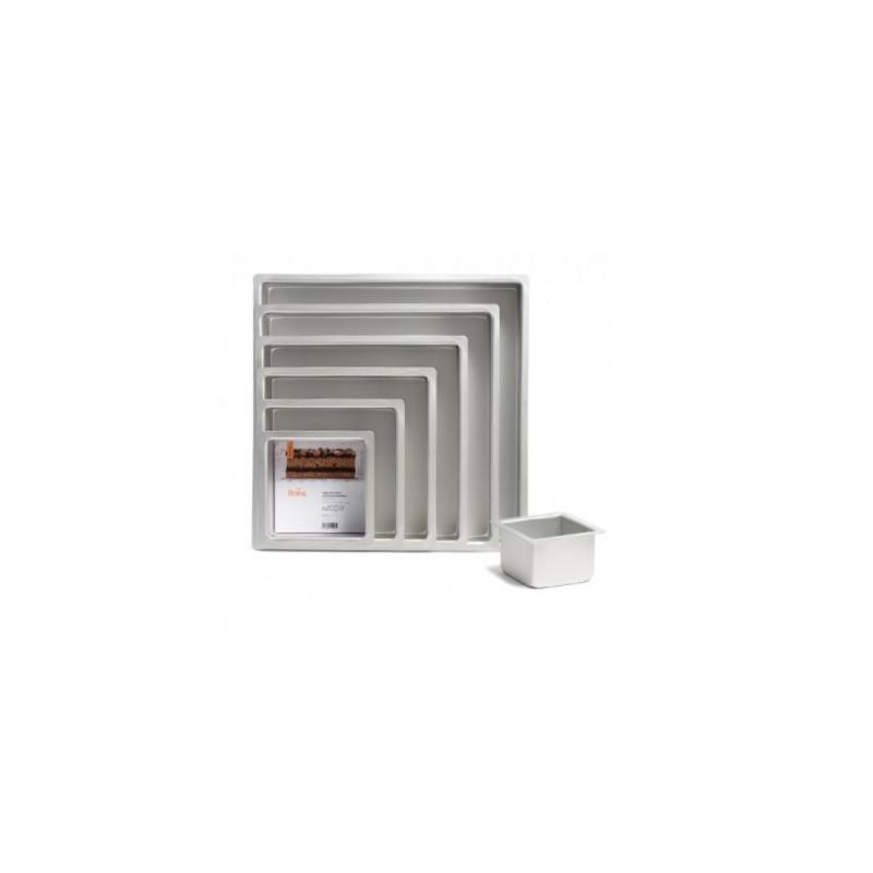 Teglia quadrata h. 10 DECORA