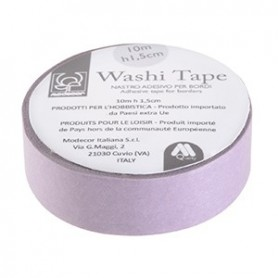"Nastro adesivo colorato per bordi ""WASHI TAPE"" MODECOR"