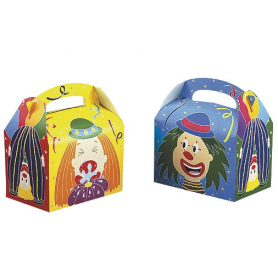 50 Scatole Happy Meal Circo