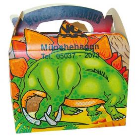 50 Scatole Happy Meal Dinosauri