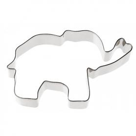 Tagliabiscotto a forma di elefante PADERNO