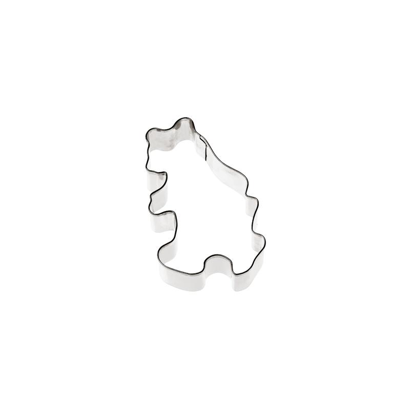 Tagliapasta a forma di orso PADERNO