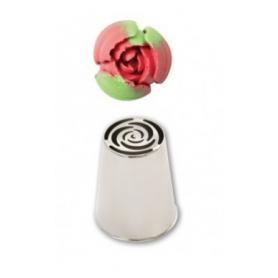 Cornetto bocciolo di rosa DECORA