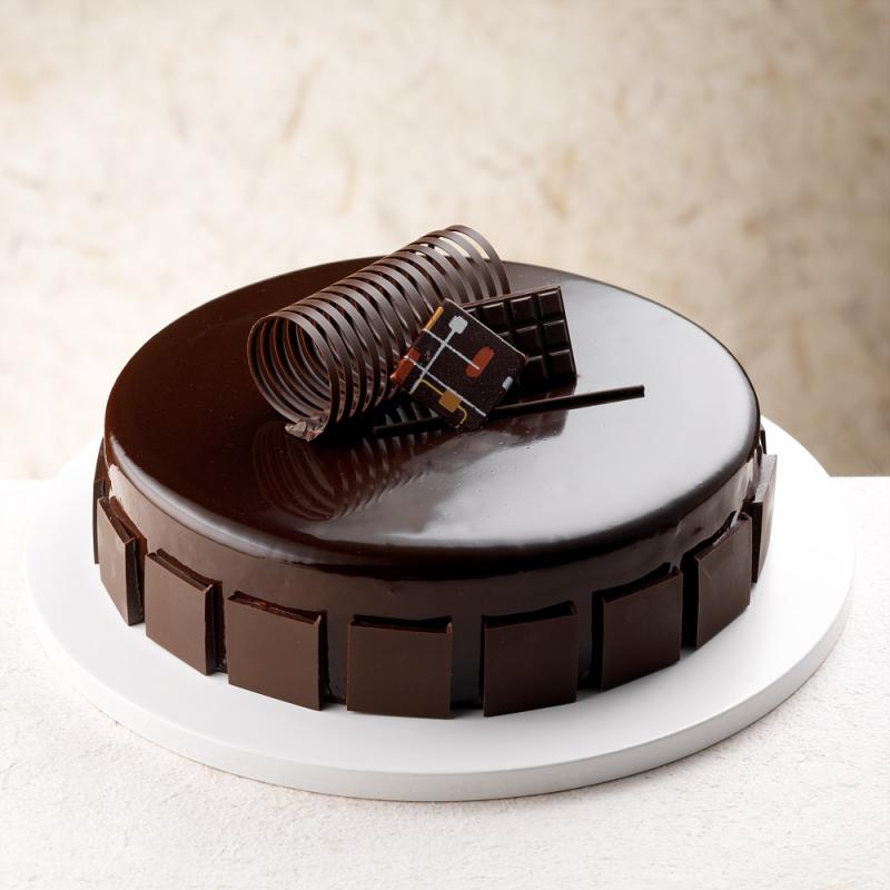 Glassa al cioccolato Scuro SARACINO