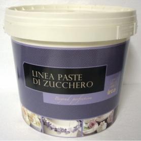 Pasta di Zucchero PRINCESS PASTE 5 Kg IRCA