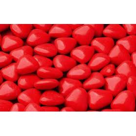 1 Kg. Cuori al cioccolato rossi