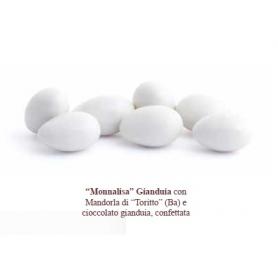 """Confetti """"Monnalisa"""" gianduia 500 gr Mucci"""