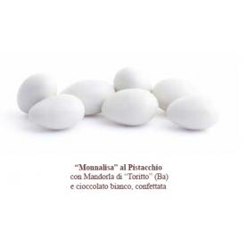 """Confetti """"Monnalisa"""" pistacchio 500 gr Mucci"""