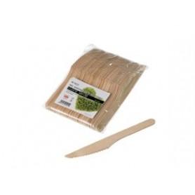 48 Coltelli in legno di Betulla Leone