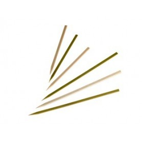 100 Spiedi ikebana in bamboo LEONE