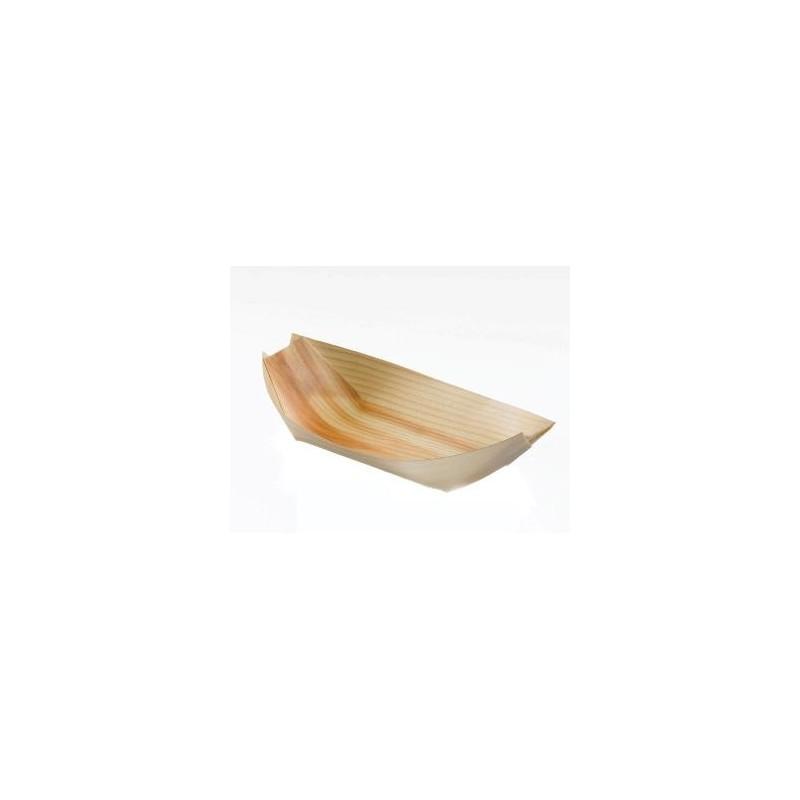 50 Piroghe in legno di balsa LEONE