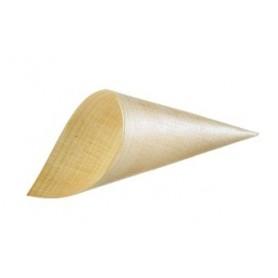 50 Coni in legno di balsa piccoli LEONE