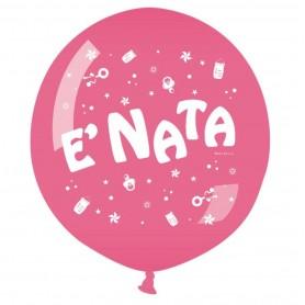 "Mongolfiera È Nata rosa 31"""