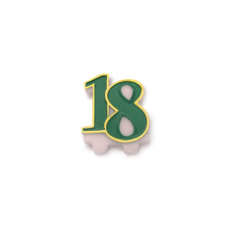 Candela 18 anni