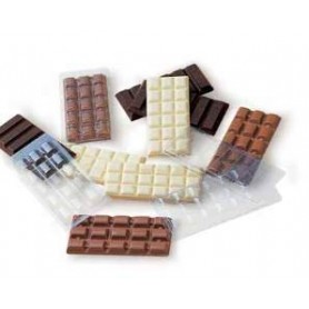 Stampi per 15 cioccolatini