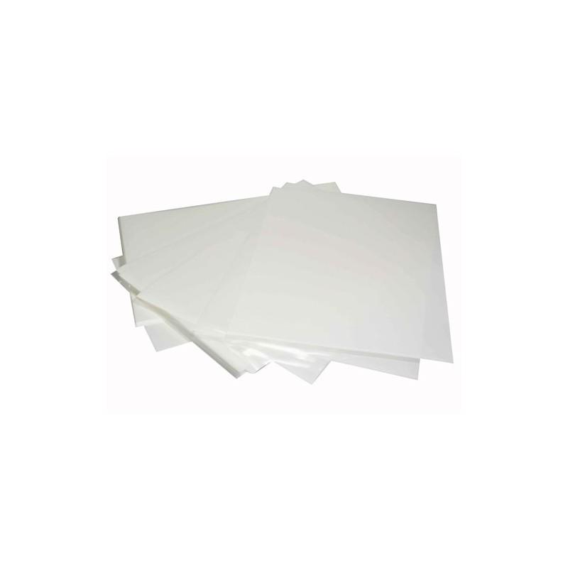 50 Fogli acetato trasparenti 30 x 30 cm