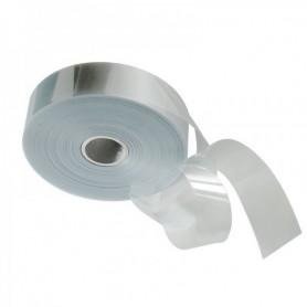 Bobina trasparente in PVC H. 40 mm