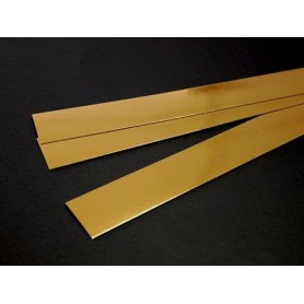 Liste oro monolucide in cartone per vassoi 10 kg NOVACART