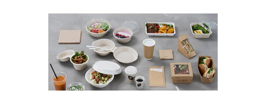 Accessori per alimenti da asporto