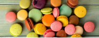 Stampi per babà, macarons, savarin e cake pops